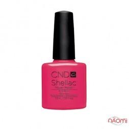 CND Shellac Pink Bikini яркий розово-малиновый, 7,3 мл