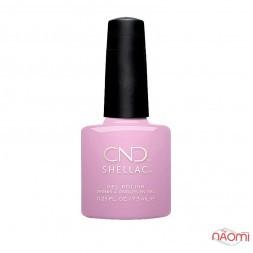 CND Shellac Sweet Escape 309 Coquette розовая сирень, 7,3 мл