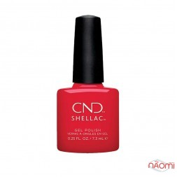 CND Shellac Wild Earth 283 Element красный, 7,3 мл