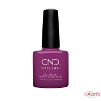 CND Shellac Wild Earth 286 Dreamcatcher темно-ліловий, 7,3 мл