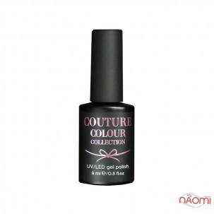 Гель-лак Couture Colour Soft Nude 07 нежно-розовый с перламутром, 9 мл