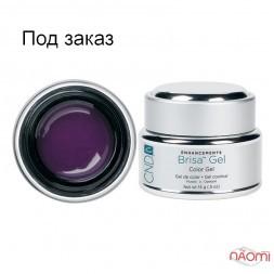Кольоровий гель фіолетовий непрозорий CND Brisa Purple Opaque Color