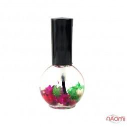 Олія для кутили Naomi квіткова, Троянда, 15 мл