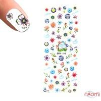 Слайдер-дизайн DS 218 Цветы