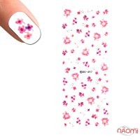 Слайдер-дизайн DS 497 Цветы