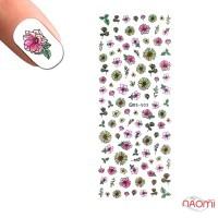 Слайдер-дизайн DS 503 Цветы