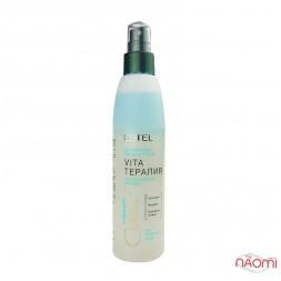 Двухфазный лосьон-спрей для поврежденных волос Estel Curex Vita терапия, восстановление, 200 мл