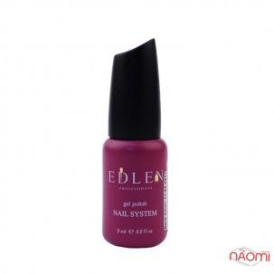 База цветная Edlen Professional French Rubber Base 34, розовая малина, 9 мл