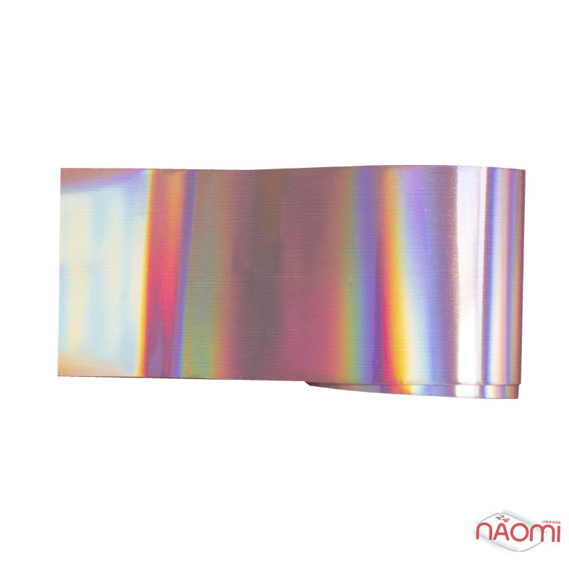 Фольга для ногтей переводная, для литья, gold, розовое золото  L= 1 м ширина 4 см , фото 1, 6.00 грн.