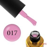 Гель-лак F.O.X Pigment 017 рожево-бузковий, 6 мл
