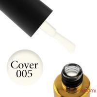 База камуфлирующая каучуковая для гель-лака F.O.X Cover Rubber Base № 05, 12 мл