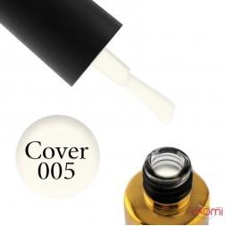 База камуфлирююча каучукова для гель-лаку F.O.X Cover Rubber Base № 05, 12 мл