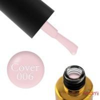 База камуфлирующая каучуковая для гель-лака F.O.X Cover Rubber Base № 06, 12 мл