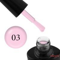 Гель-лак G.La color 003 бледно-розовый, 10 мл