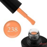 Гель-лак G.La color 238 молочный морковный, 10 мл