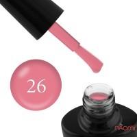 Гель-лак G.La color 026 приглушенно-розовый, 10 мл