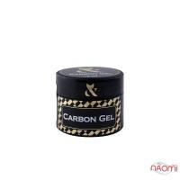 Гель для ремонта ногтевой пластины F.O.X. Carbon Gel Masha Create, 5 мл