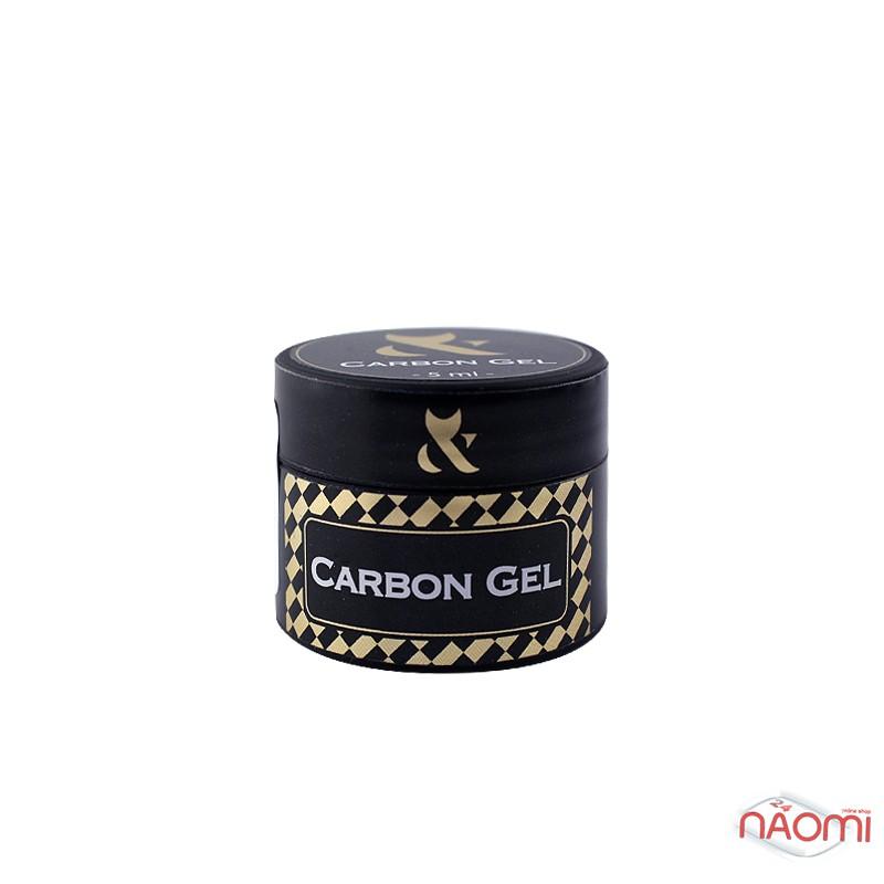 Гель для ремонта ногтевой пластины F.O.X. Carbon Gel Masha Create, 5 мл, фото 1, 105.00 грн.