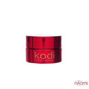 Гель Kodi Flower Gel 03 з сухоцвітом, колір прозорий з відтінком фуксія, 4 мл