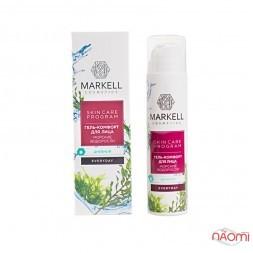 Гель-комфорт для лица Markell Skin Care Program с морскими водорослями, дневной, 50 мл