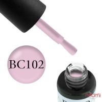 Гель-лак Boho Chic BC 102 холодный розовый, 6 мл