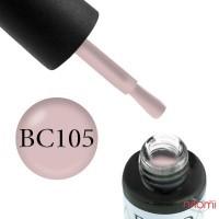 Гель-лак Boho Chic BC 105 розовый беж, 6 мл