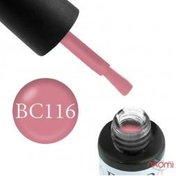 Гель-лак Boho Chic BC 116 розовый, 6 мл