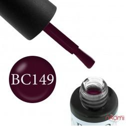 Гель-лак Boho Chic BC 149 сливовое вино, 6 мл