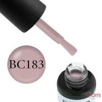 Гель-лак Boho Chic BC 183 розово-лиловый беж, 6 мл