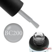 Гель-лак Boho Chic BC 200 серый, 6 мл