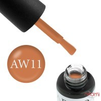 Гель-лак Boho Chic BC A-W 11 мягкий оранжевый, 6 мл