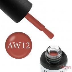 Гель-лак Boho Chic BC A-W 12 розово-терракотовый, 6 мл