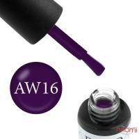 Гель-лак Boho Chic BC A-W 16 фиолетовый, 6 мл