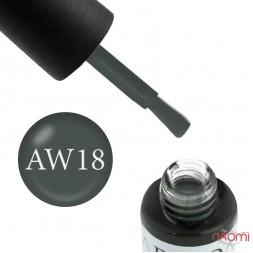 Гель-лак Boho Chic BC A-W 18 серый, 6 мл