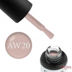 Гель-лак Boho Chic BC A-W 20 розово-бежевый, 6 мл