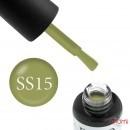 Гель-лак Boho Chic BC S-S 15 гірчично-оливковий, 6 мл, фото 1, 115.00 грн.