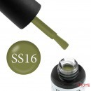 Гель-лак Boho Chic BC S-S 16 оливковий, 6 мл, фото 1, 115.00 грн.