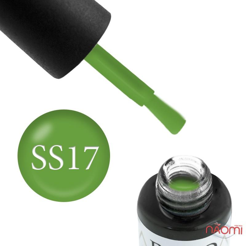 Гель-лак Boho Chic BC S-S 17, мягкий салатовый, с флуоресцентным эффектом, 6 мл, фото 1, 115.00 грн.