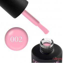 Гель-лак Couture Colour 002 розовый, 9 мл