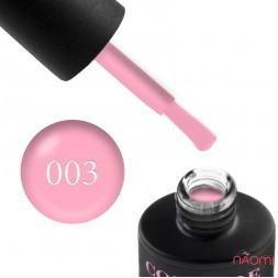 Гель-лак Couture Colour 003 холодный розовый, 9 мл