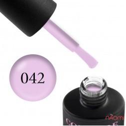Гель-лак Couture Colour 042 сиренево-розовый, 9 мл