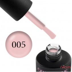 Гель-лак Couture Colour 005 кремово-розовый, 9 мл