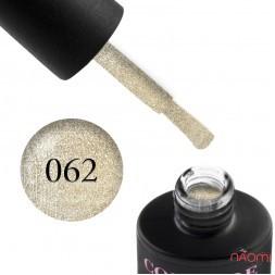 Гель-лак Couture Colour 062 сверкающий айвори с шиммером, 9 мл