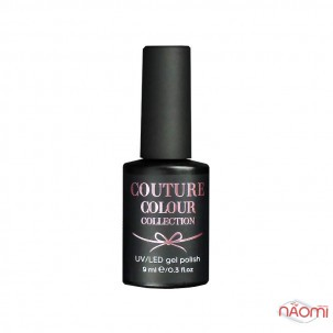 Гель-лак Couture Colour Soft Nude SN 11, світло-рожевий, 9 мл