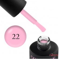 Гель-лак Couture Colour LE 22, нежный розовый, 9 мл