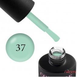 Гель-лак Couture Colour LE 37, зеленая мята, 9 мл