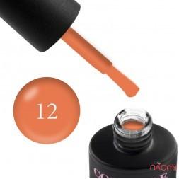 Гель-лак Couture Colour LE 12 оранжевый, 9 мл