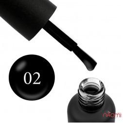 Гель-лак Edlen Professional 002 черный, 9 мл