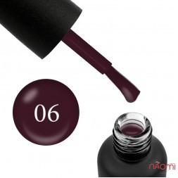 Гель-лак Edlen Professional 006 сливовое вино, 9 мл