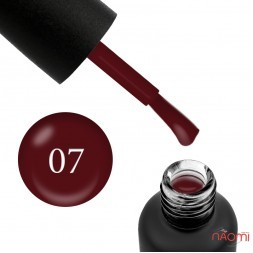 Гель-лак Edlen Professional 007 винный, 9 мл